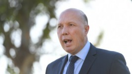 "Home Affairs Minister Peter Dutton says there should be a ""sensible discussion"" about expanded spy powers."