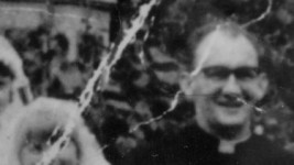 Gerald Ridsdale as chaplain at Nazareth House girls' home in Ballarat in the early 1960s.